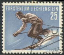 Liechtenstein 291 Used