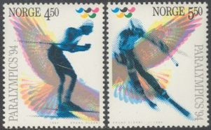 Norway 1059-1060 MNH