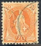 Switzerland 82b Used